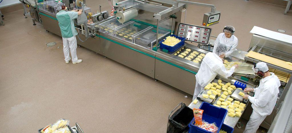 Epoxy Flooring in Food Processing Industry | Blog