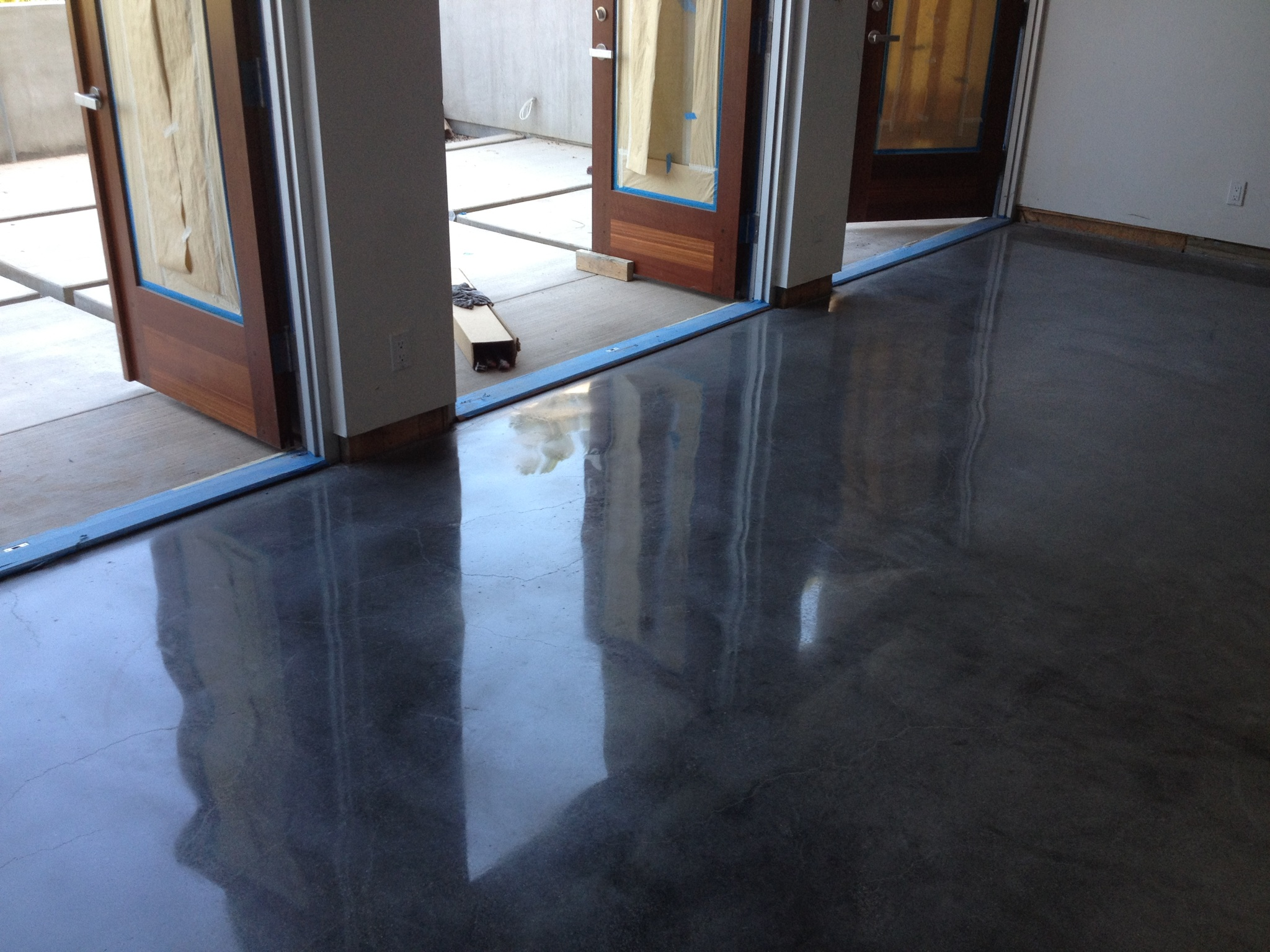 Carbolink indias polished concrete