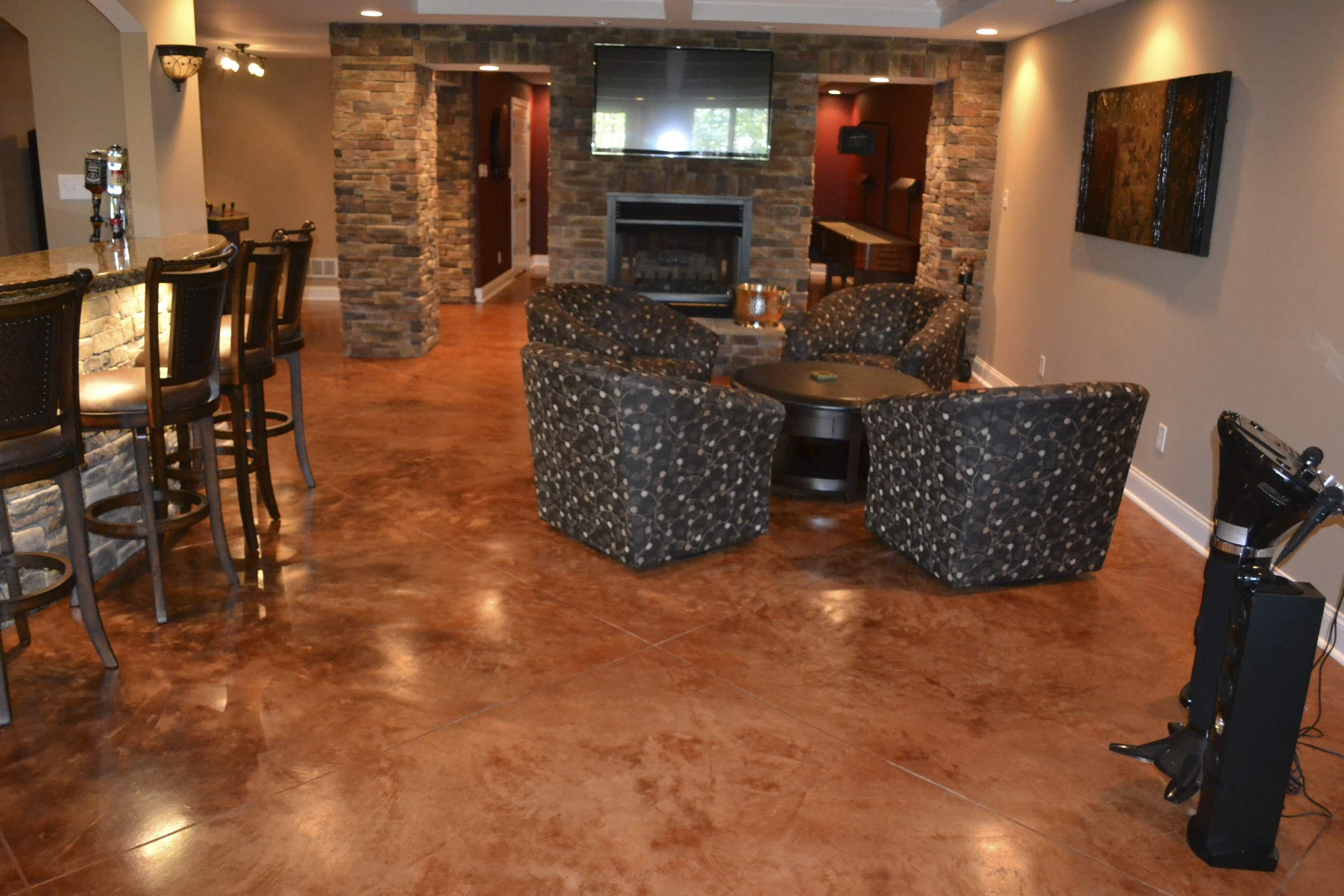 Concrete Floor Wax Concrete Floor Cleaners And Wax Cleaning And