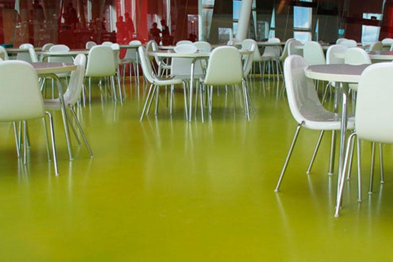 Restaurant Flooring Options Blog Carbolink India