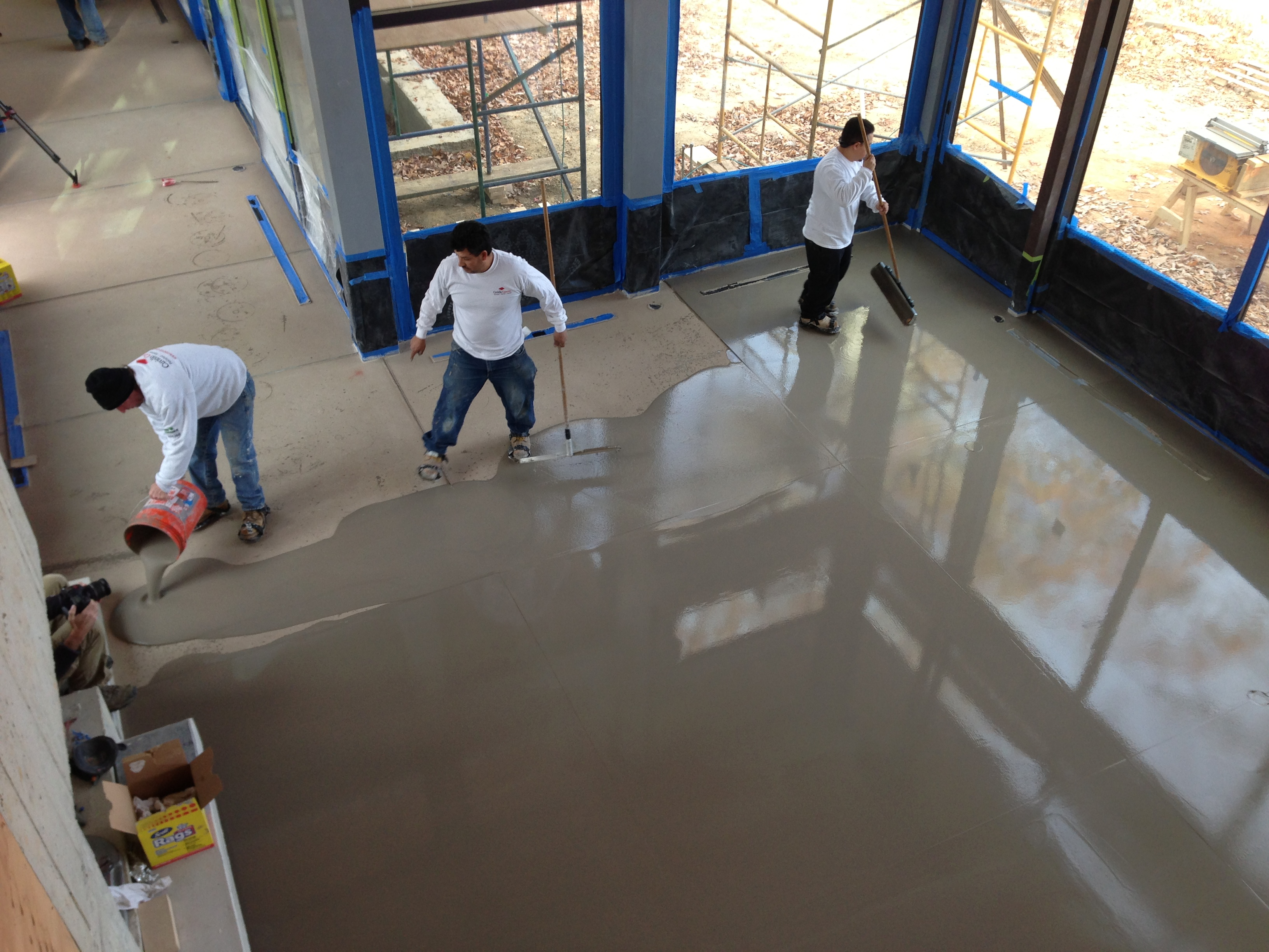 Why Every Contractor Should Offer Self Leveling Concrete